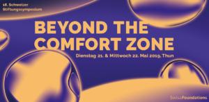 Das Stiftungssymposium 2019: «Eine grossartige Idee, das Schweizer Stiftungsökosystem zusammenzubringen.»