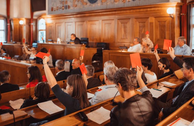 Zürcher Spendenparlament - Ein Förderverein, der auf fundraiso.ch gefunden werden kann