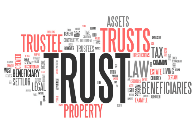 Gemeinnützige Trusts / Fundraising?