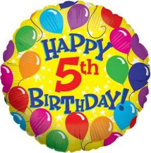 Happy Birthday Fundraiso-Premium – 5 Jahre!