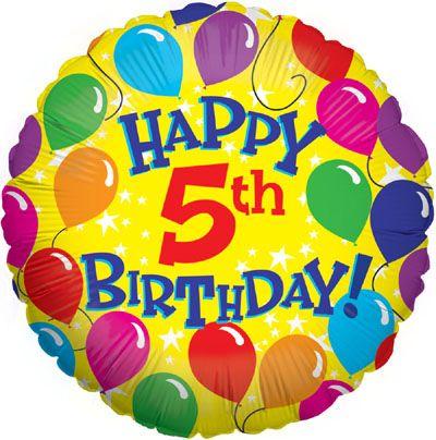 Happy Birthday Fundraiso-Premium - 5 Jahre!