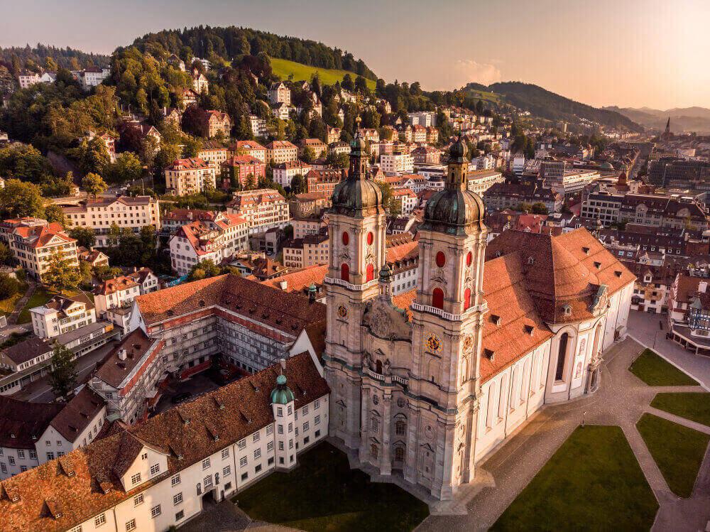 Stiftungen St. Gallen titelbild