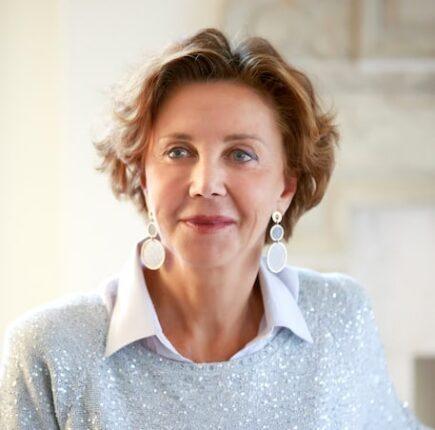 Interview mit Viviana Kasam, Stifterin, Mäzenin, Präsidentin von BrainCircle Italien und BrainCircle Lugano